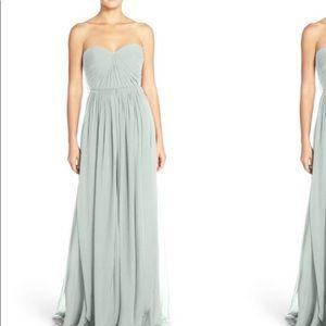 Jenny Yoo morning mist dress size 8